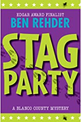 Stag Party (Blanco County Mysteries Book 8) Kindle Edition