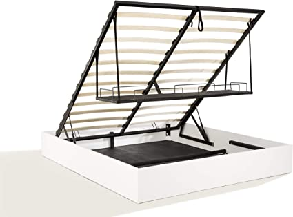 Lift - Estante de almacenamiento para debajo del somier (130 ...