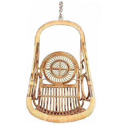 Apsara Furniture Beige Cane Swing