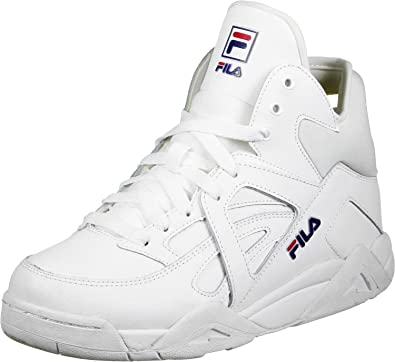 e0822132d9d6 Fila Women s Trainers White White  Amazon.co.uk  Shoes   Bags