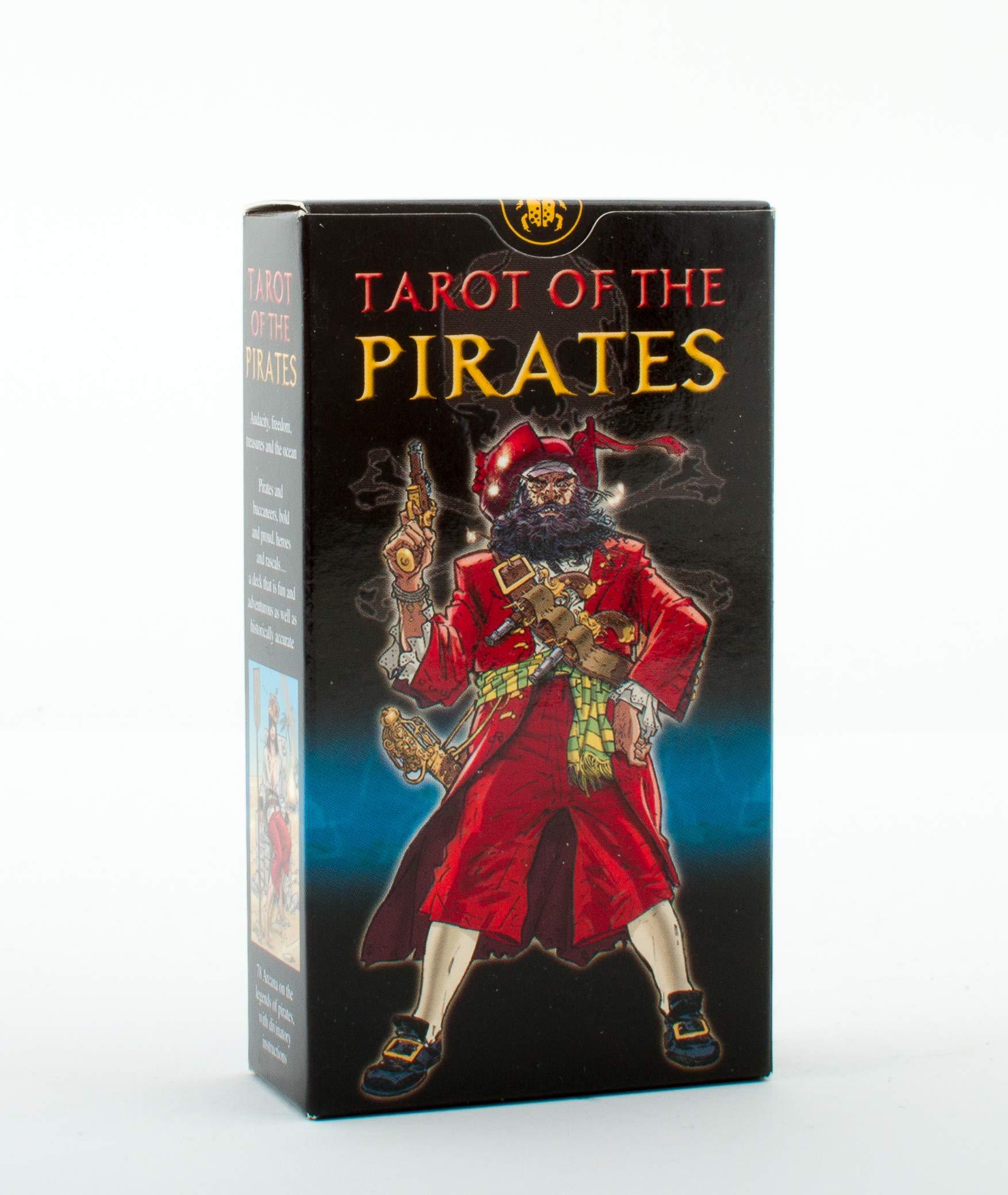 Tarot of the Pirates: Vigna, Bepi and Arturo Picca: 9788883957444:  Amazon.com: Books
