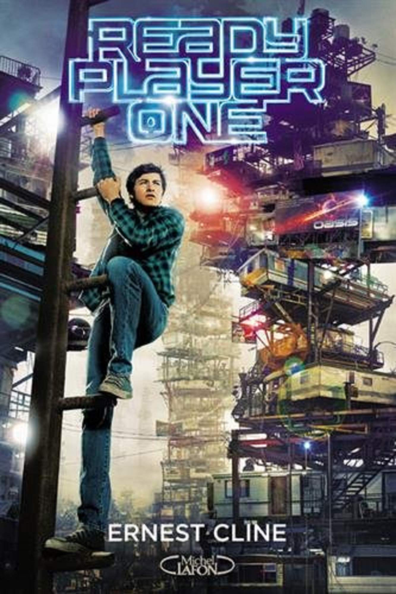 Ready Player One French Edition Cline Ernest Regnauld Arnaud 9782749935355 Amazon Com Books