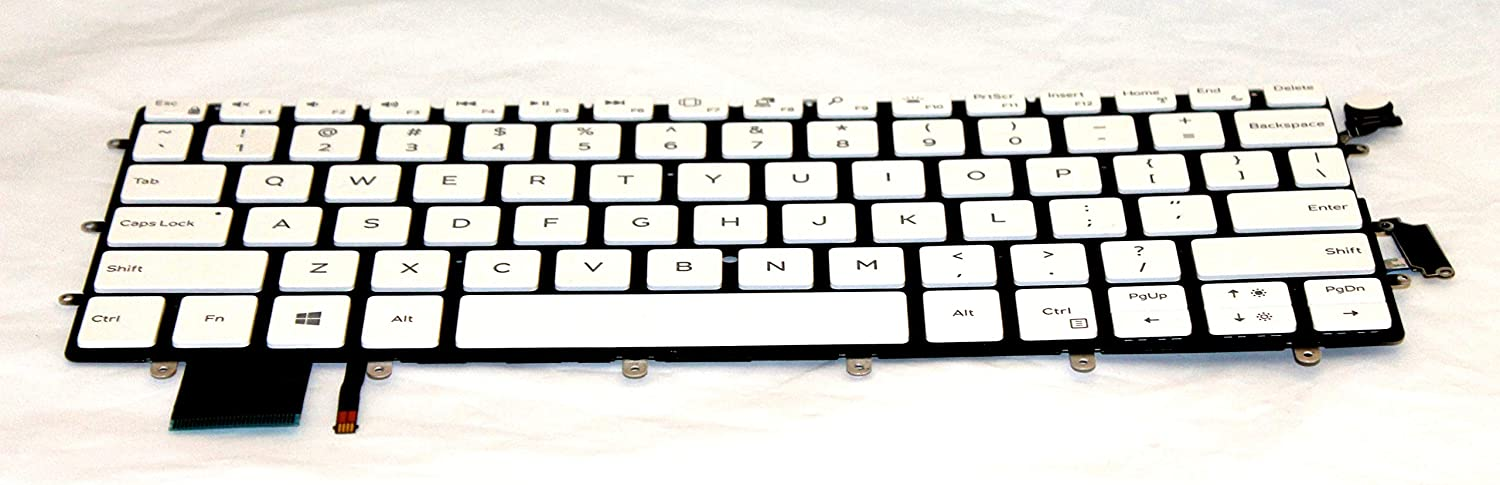 22G9R Dell XPS 9343 Genuine Keyboard Junction Board with Cable 086HV