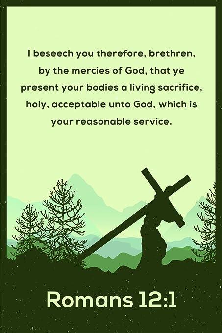 Amazon Com Decals Home Decor More Christian Poster Bible Verse