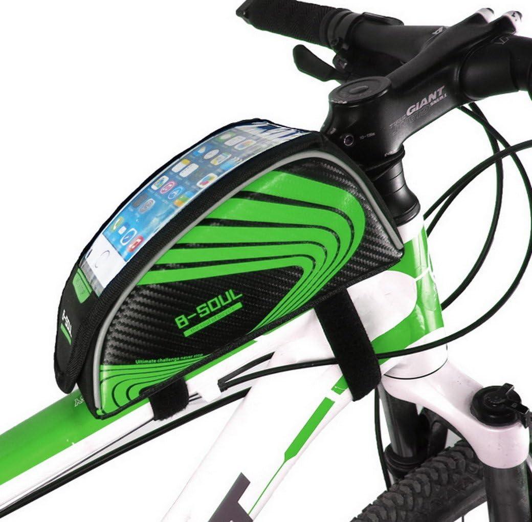 acmede para cuadro de bicicleta tubo superior Roswheel bolsa ...