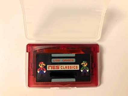 150 en 1 Multi Cart Classics Collection Super Games Made for ...