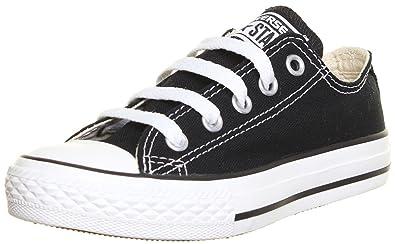 Converse - Mocasines para mujer Negro negro (negro) 11 UK: Amazon.es: Zapatos y complementos