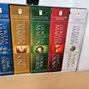 Game of Thrones 5-Copy Boxed Set: A Song of Ice and Fire 1-5 ...