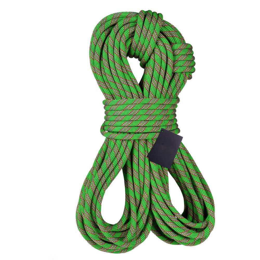 HWPYSL Kletterseil im Freien, Sicherheitsseil, Fallschutzsicherheitsseilausrüstung der Hohen Höhe, Seil. Outdoor-Sport Seil, Seil