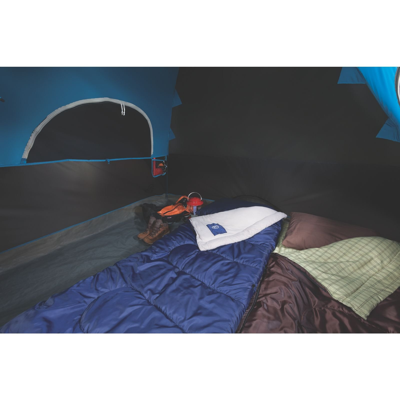 Coleman Carlsbad 4-Person Dome Tent with Screen Room by Coleman (Image #4)