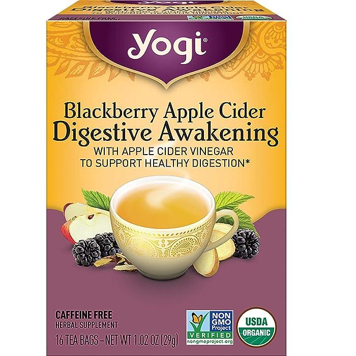 The Best Yogi Tea Detox Caramel Apple Spice