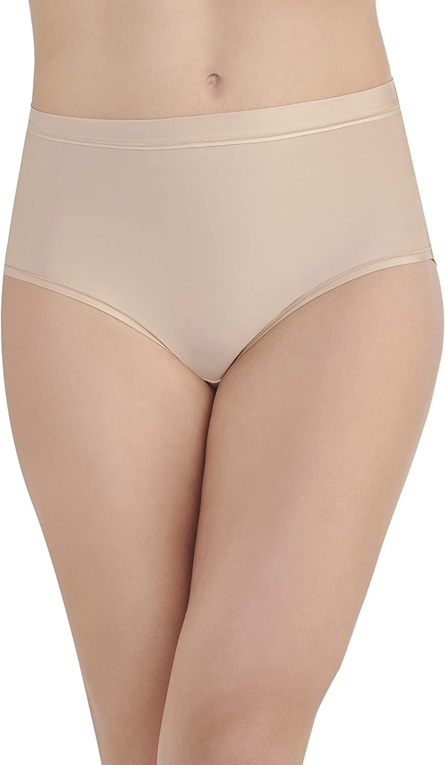 Vanity Fair Womens Light and Luxurious Brief Panty 13196 Briefs