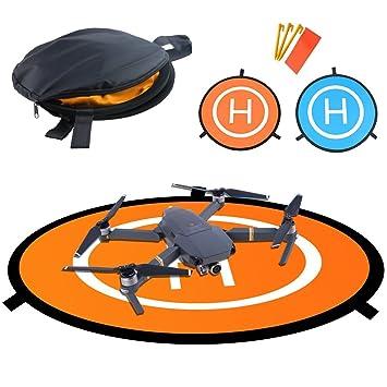 Expresstech @ pista de aterrizaje y despegue drones Drone Landing ...