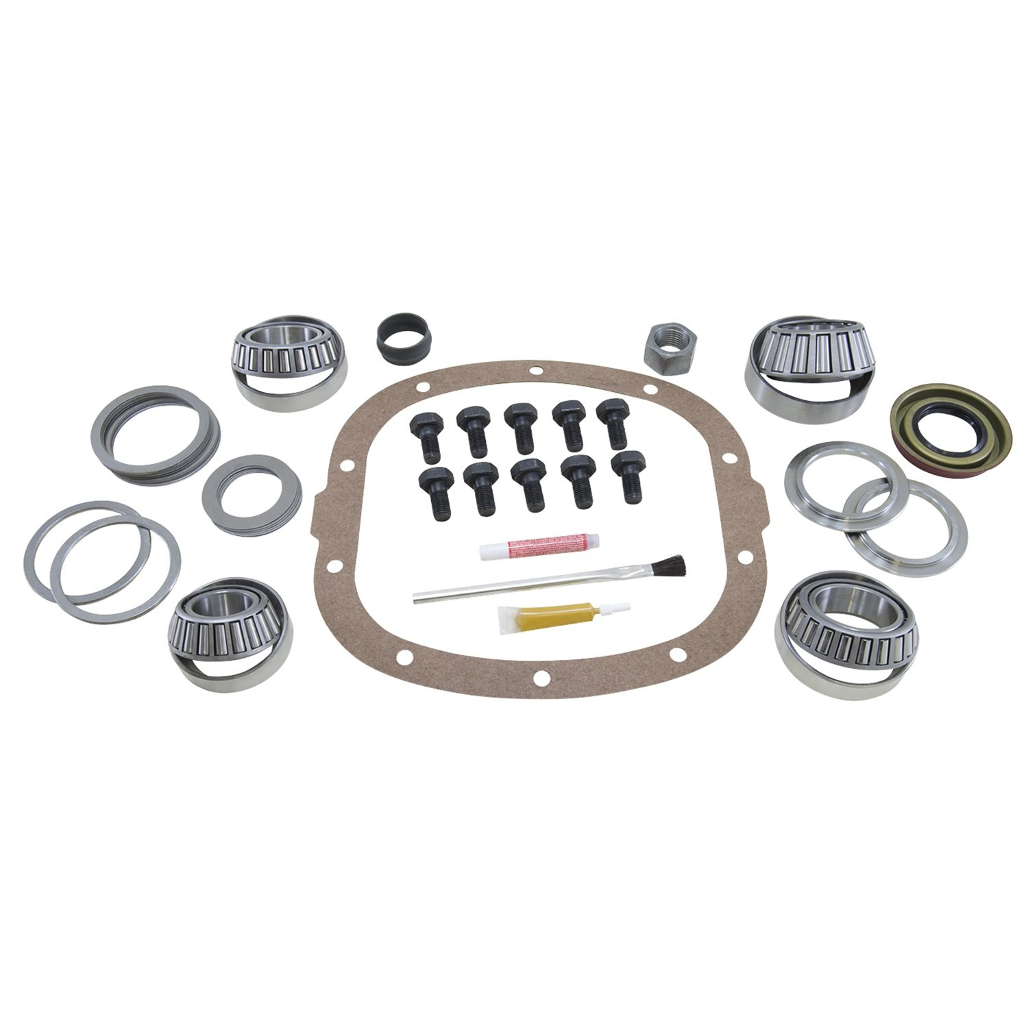 Yukon YKGM7.5-B Master Overhaul Kit for GM 7.5' and 7.625' Differential Yukon Gear YK GM7.5-B