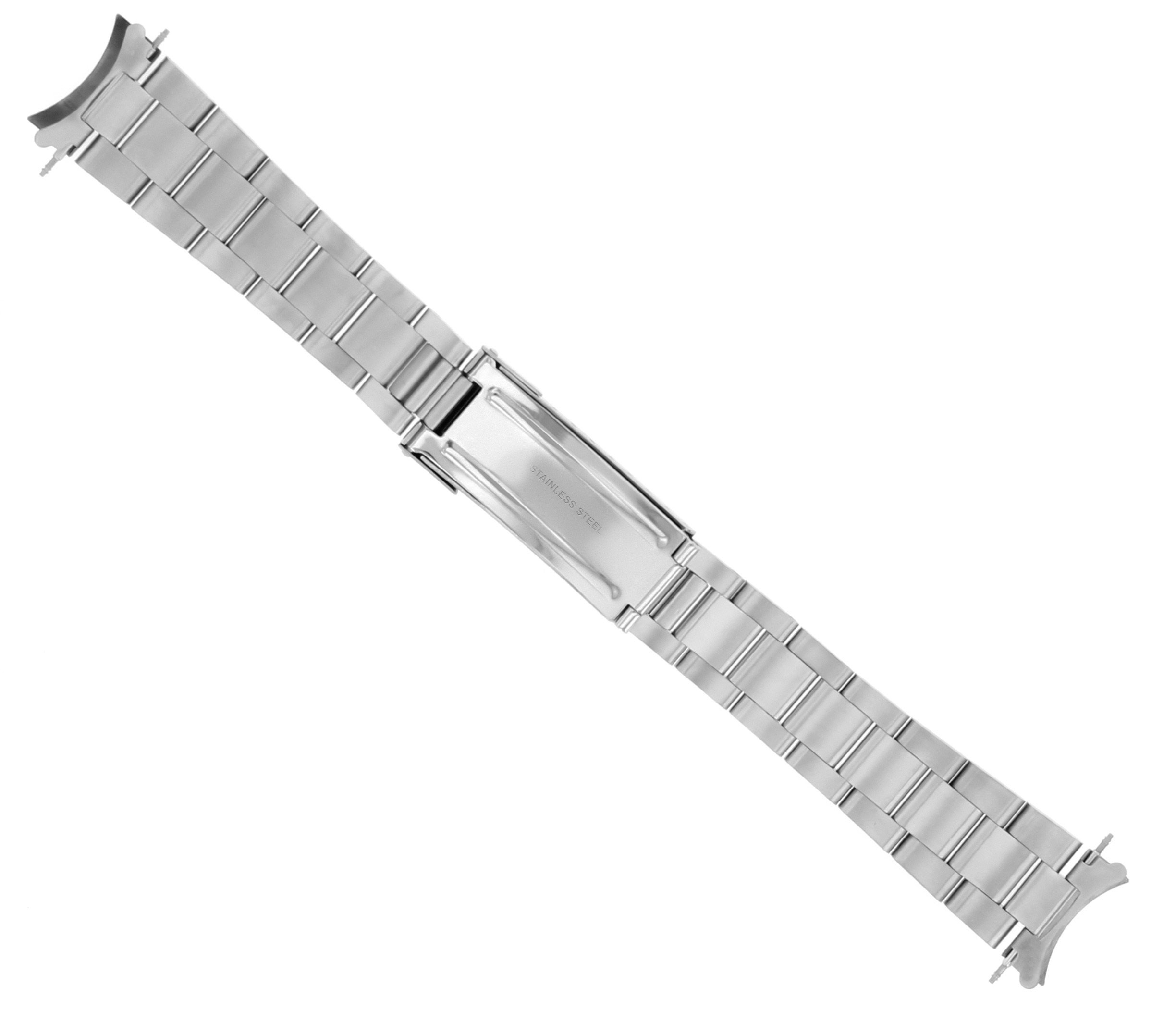 20MM Oyster Band for 40MM Rolex Explorer II 2 16570 FIT Fat Spring BAR FLIP Lock by Ewatchparts (Image #5)