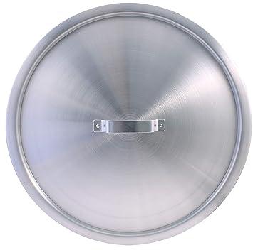Funda para la tapa de cúpula de aluminio para 14 - 9/16 pulgadas Sartenes con espátula de sartén: Amazon.es: Hogar