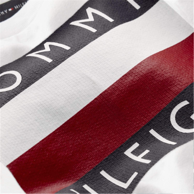 Tommy Hilfiger KB0KB05426 T-Shirt Bambino