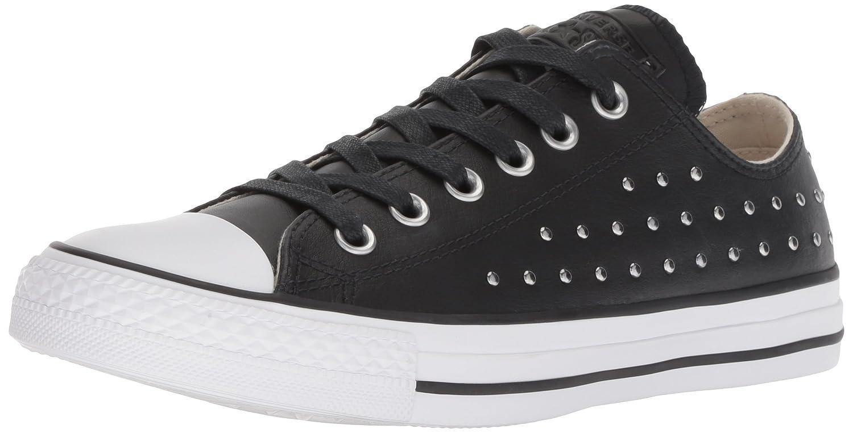 MultiCouleure (noir noir argent 001) Converse CTAS Ox, Chaussures de Fitness Femme 38 EU