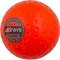 Grays Astrotec Hockey-bal, medium niveau, oranje, L