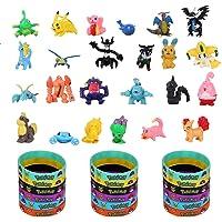 Pokemon, 42 Piezas Pokemon Monster Pokemon Mini Figure