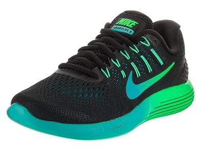 official photos 4092c 9e1e1 ... NIKE Women s Lunarglide 8 Running Shoes (7 B(M) US, Black ...