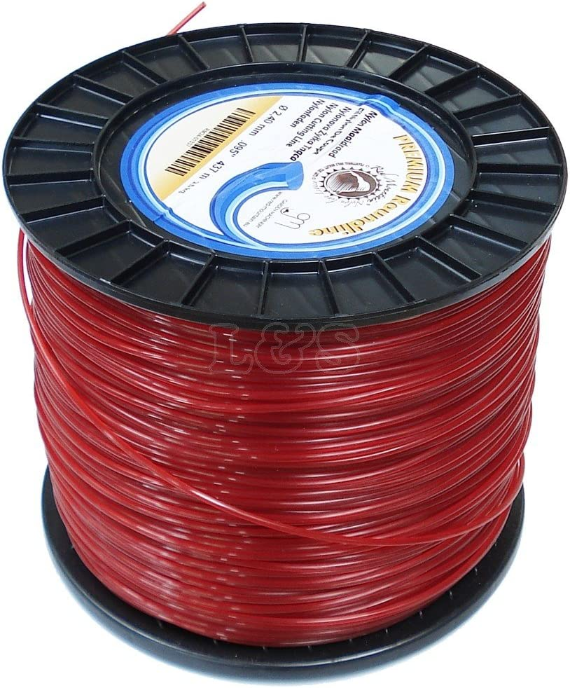 15 metres Professional strimmer cord line 3.0mm round