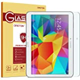 Samsung Galaxy Tab 4 10.1 Screen Protector, OMOTON Tempered Glass Screen Protector for Galaxy Tab 4 10.1 (Not Fit for Tab A 10.1) with [Anti Explosion] [9H Hardness] [High Definition] [Scratch Resist]