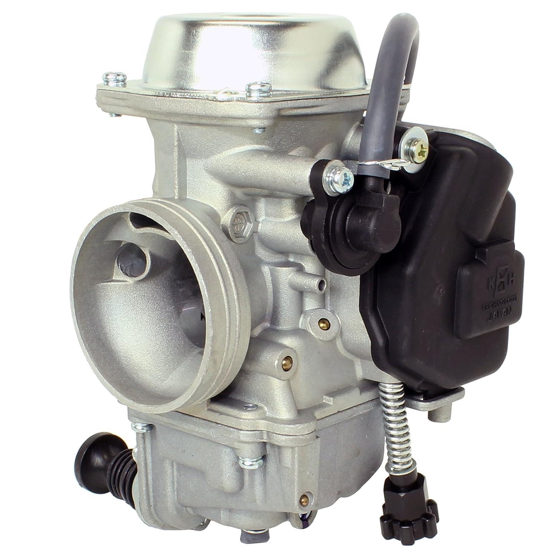Caltric Carburetor Fits Honda 450 Trx450es Trx450s Wiring Diagram Foreman 1998 2001 Automotive