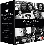 Woody Allen: Seven Films - 1986-1991 [Blu-ray]