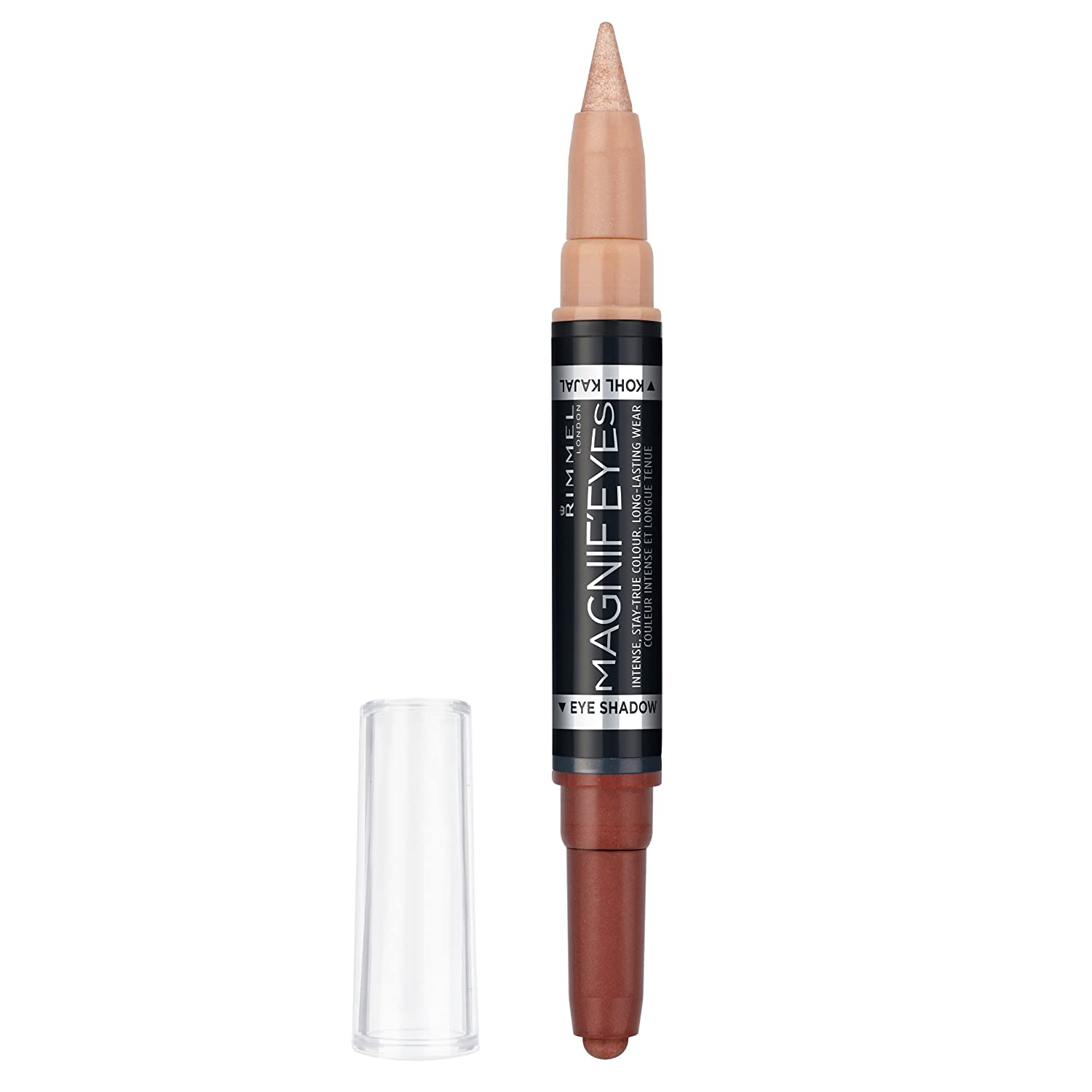 Rimmel Ombretto Magnifeyes 2 in 1 003 Queens Of The Bronzed Age - 14.5 G Rimmel London 34776191003