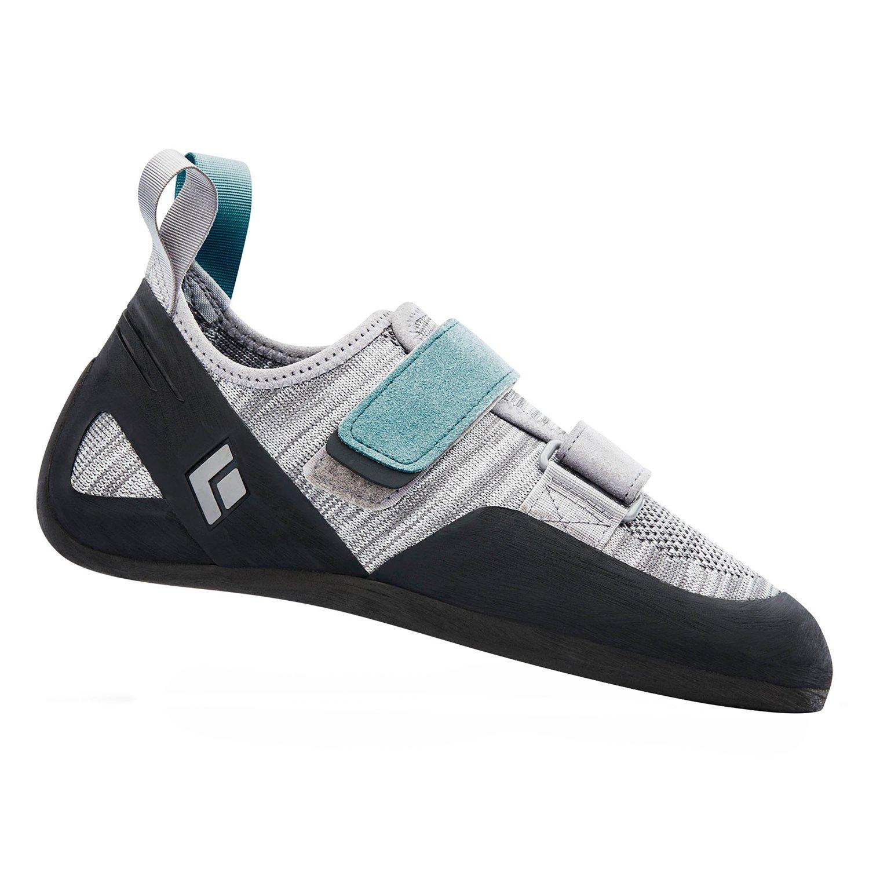 Black Diamond Momentum Climbing Shoe - Women's Aluminum 5 by Black Diamond