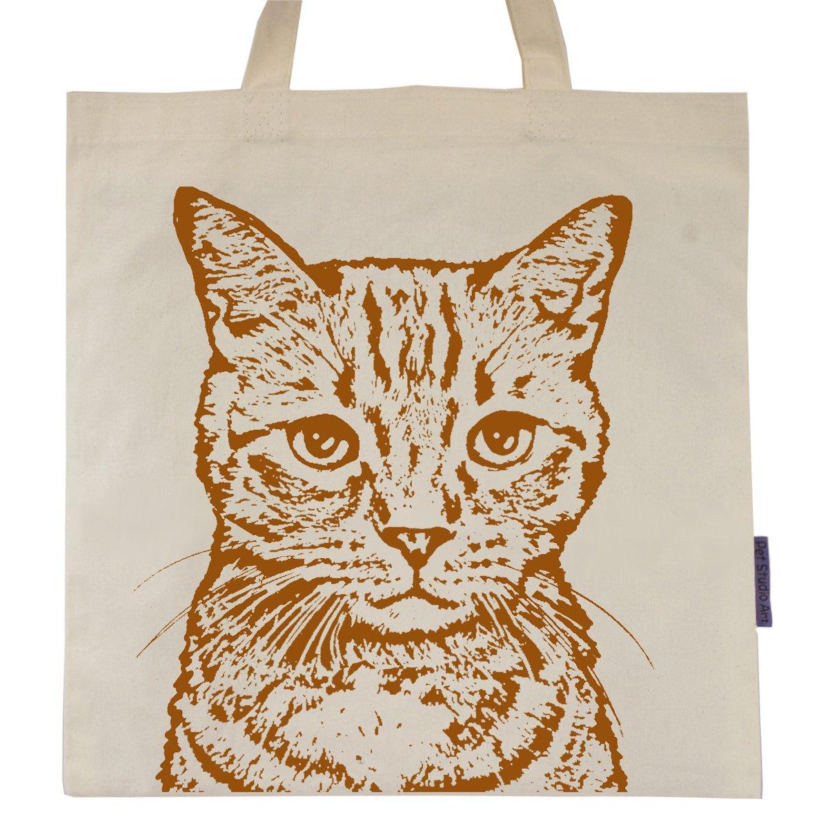 Milo the Orange Tabby Cat