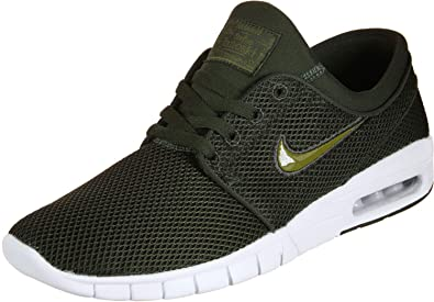 meet 16c58 28db1 Image Unavailable. Image not available for. Color  NIKE Men s Stefan  Janoski Max Mid ...