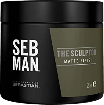 SEB MAN The Sculptor Long-Lasting Hold Matte Clay, 75ml