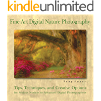 Fine Art Digital Nature Photography book cover