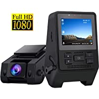 Awesafe 1080p FHD Super Night Vision Dash Camera