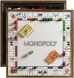 デラックス5イン1ゲームセット モノポリー、モノポリーGO、チェス、その他
