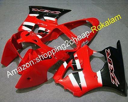 Amazon.com: For Kawasaki NINJA ZX6R 00-02 ZX 6 R 636 ZX-6R ...
