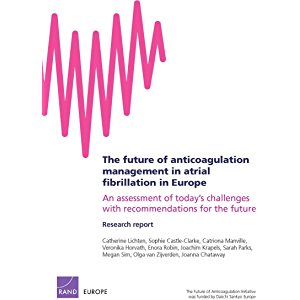 The future of anticoagulation management in atrial fibrillation in Europe: An assessment of today's challenges with…