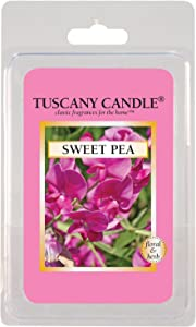 Langley Empire Candle Fragrance Bars, 2.5-Ounce, Sweet Pea