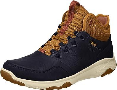 Teva W Arrowood 2 WP Zapatos de Low Rise Senderismo para Mujer
