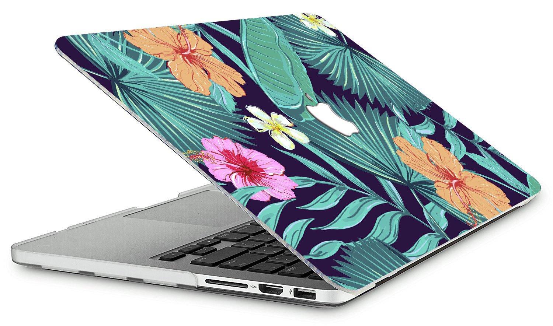 Amazon.com: Carcasa rígida de plástico para MacBook Pro de ...