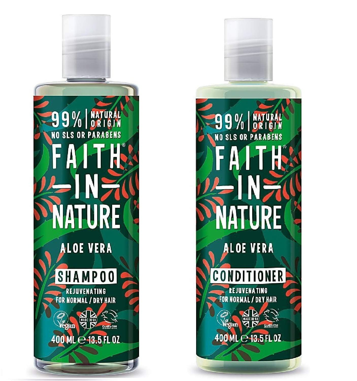 faith in nature schampo