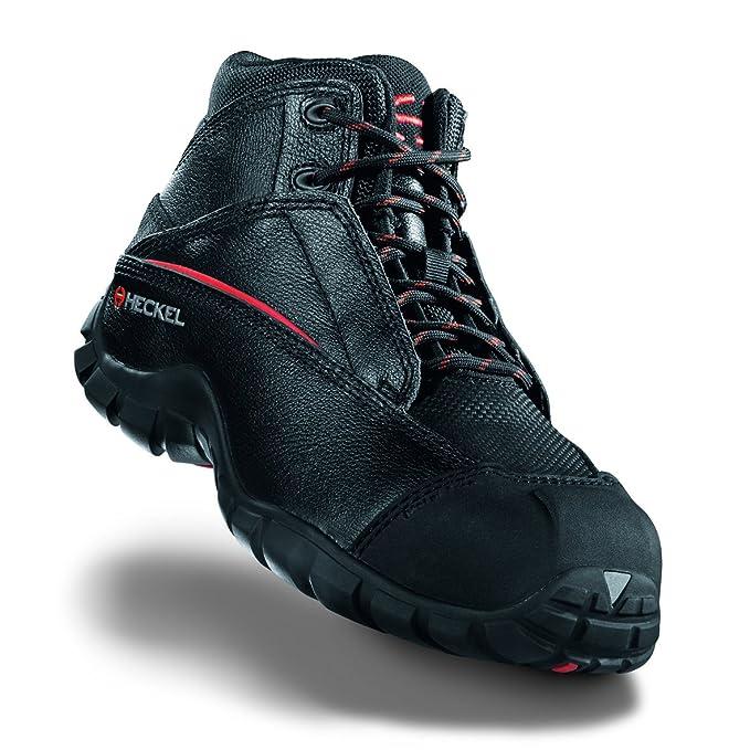 Heckel MACSOLE Sport MACPULSE + MACJUMP S3 HRO Sra- Deportivo Zapatos de Seguridad – 100