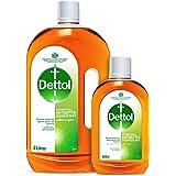 Dettol Antiseptic Liquid 2 Litre + 500 ml Free