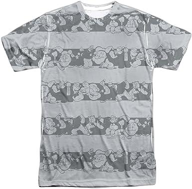 Popeye Original Sailorman Adult Work Shirt