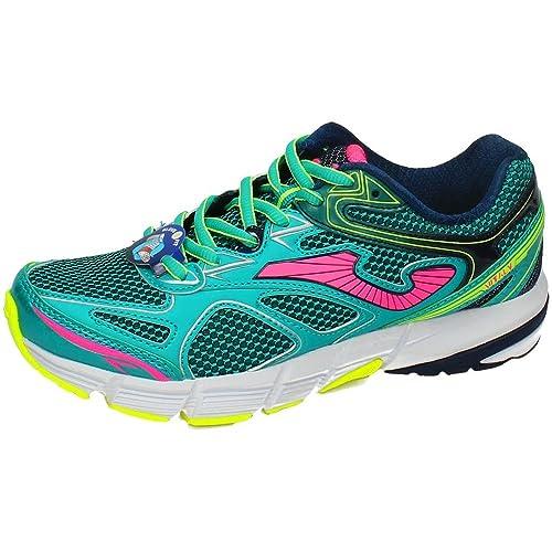 Joma R.VITALY LADY 603 MARINO-TURQUESA - Zapatillas para correr para mujer, color marino-turquesa, talla 36