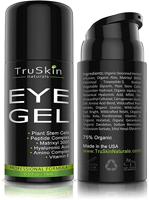 Best Eye Gel for Wrinkles, Fine Lines, Dark Circles best eyes gel