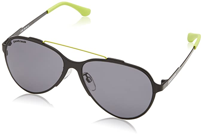 8720b8586c04 Image Unavailable. Image not available for. Colour  Fastrack UV Protected Aviator  Men s Sunglasses ...