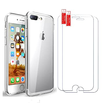 coque iphone 7 360 degres transparent